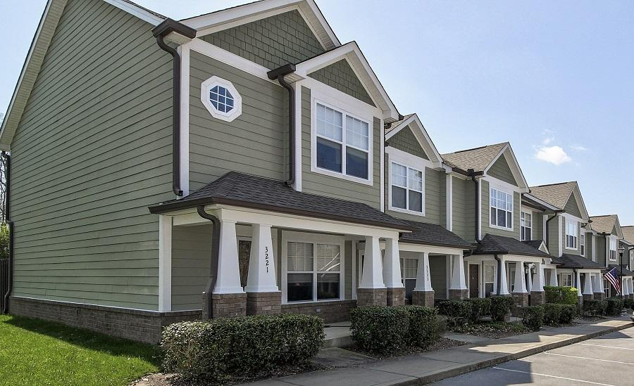 Townhomes for rent at Lincoya Bay Townhomes in Nashville, TN