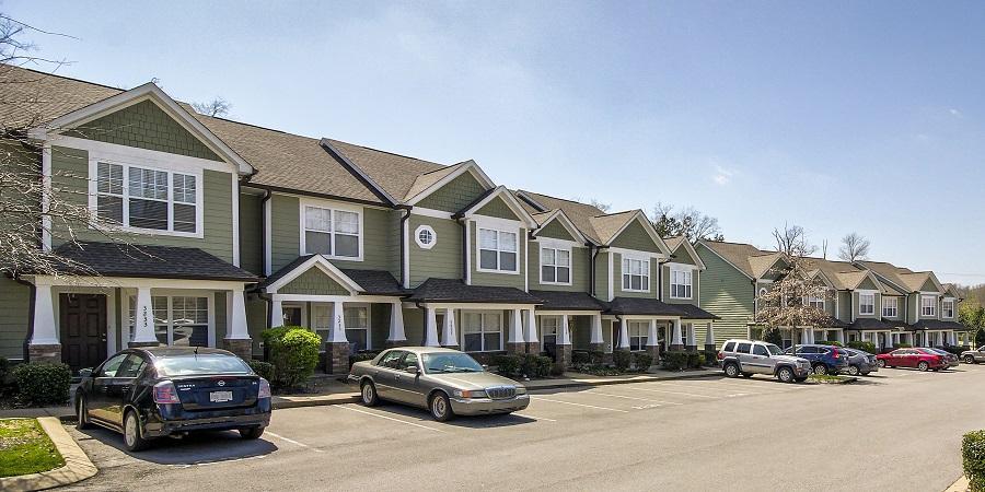 Rental community, Lincoya Bay Townhomes, Nashville, TN.